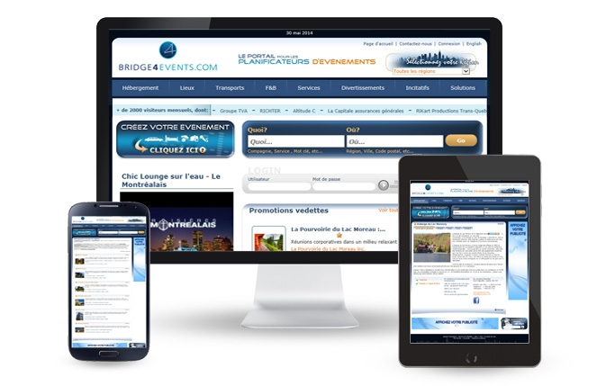 eCommerce Web Portal Design & Development