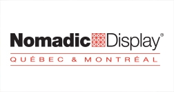 Nomadic Display Logo